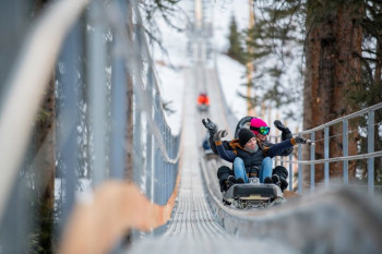 New Breathtaker Alpine Coaster