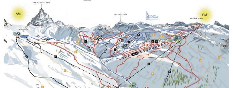 Trail Map Astun