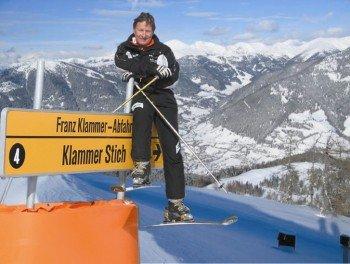 The Franz-Klammer downhill run is a very special highlight.