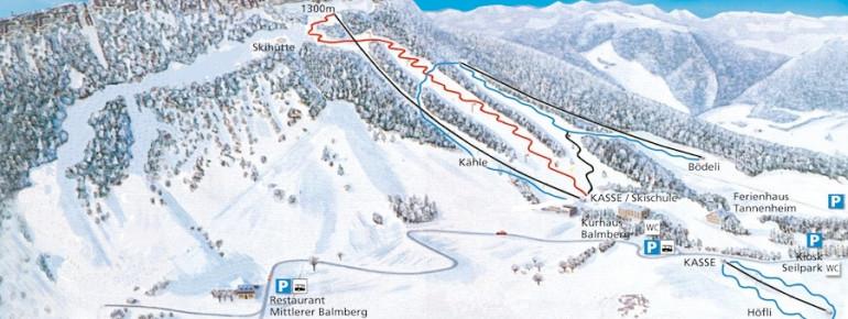 Balmberg • Ski Holiday • Reviews • Skiing