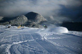 Bansko has a variety of slopes to offer.