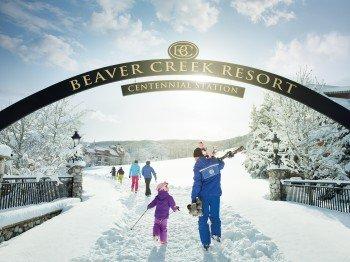 Beaver Creek - an outstanding, family-friendly ski resort.
