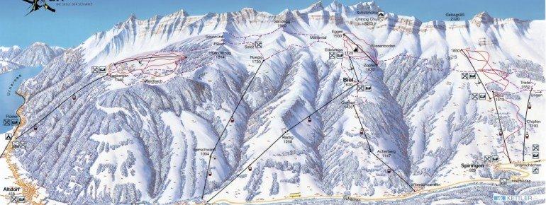 Biel-Kinzig • Ski Holiday • Reviews • Skiing