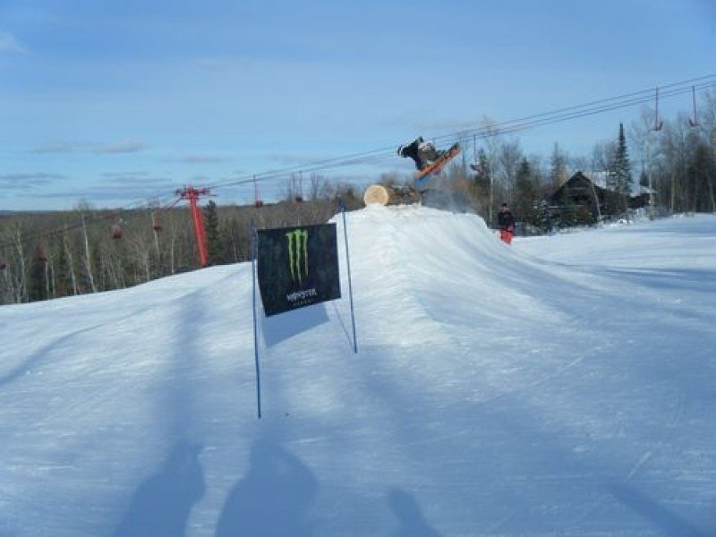 my unforgettable experience at big powderhorn mountain