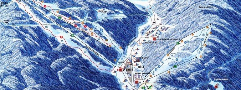 Trail Map Bila
