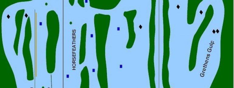 Trail Map Camp 10 Ski Area