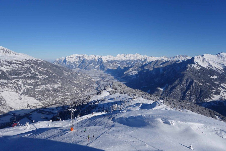 Chur Brambresch Ski Holiday Reviews Skiing