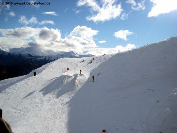 "View of ""Upand Go"" terrain park"