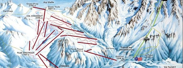 Courmayeur Ski Holiday Reviews Skiing