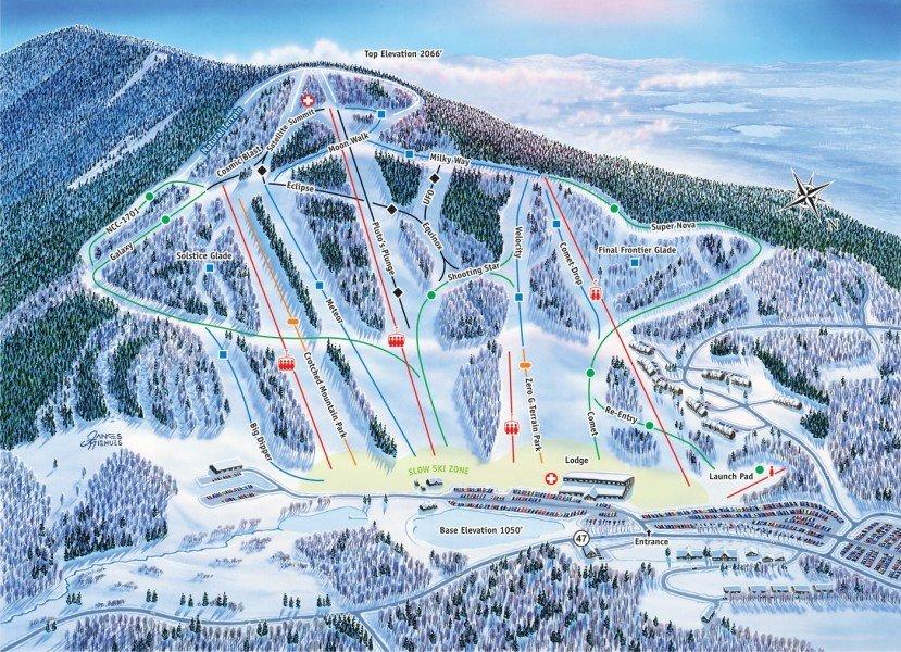 deer valley ski map pdf