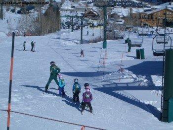 Kidsarea at Snow Park Loge