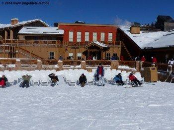 Fabulous Ski Beach at Silver Lake Lodge