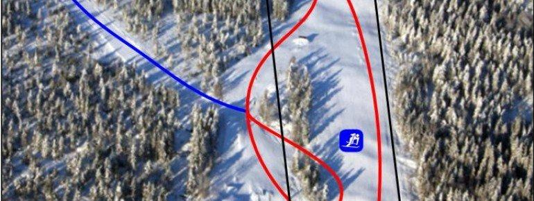 Trail Map Drammen