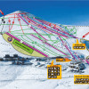 Trail Map ski resort Caldera