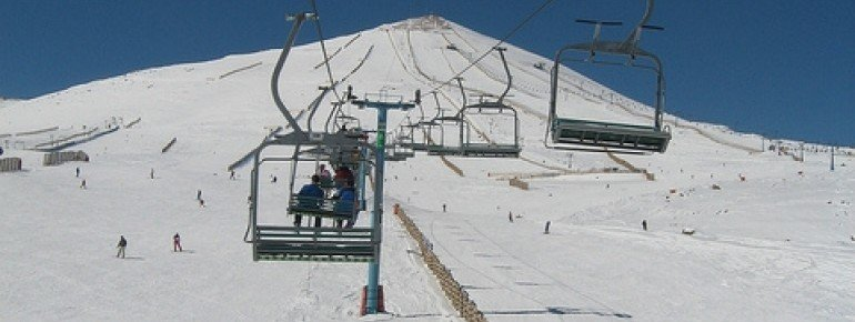 El Colorado/Farellones is great for beginners. The local ski school offers both private and group lessons.