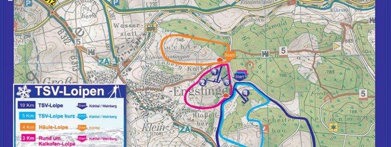 Trail Map Engstingen