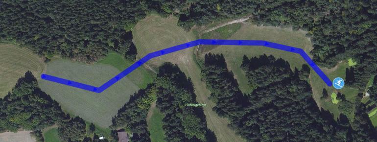 Trail Map Erbendorf