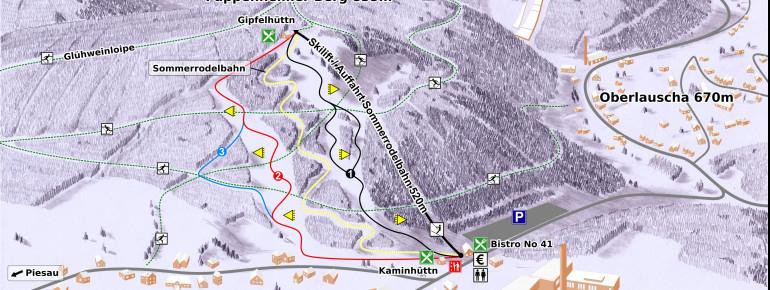 Trail Map Ernstthal