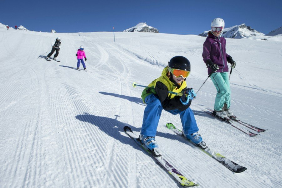 Photo Gallery Laax • Images