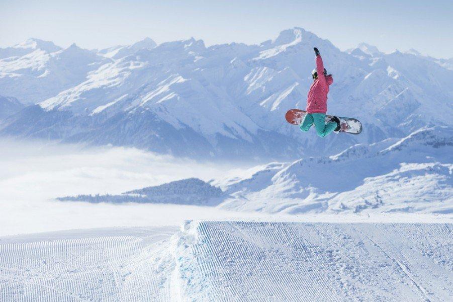 Laax Ski Holiday Reviews Skiing