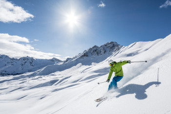 La Forêt Blanche expects you with 185 kilometres of slopes.