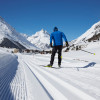 A cross-country skier's dream: Galtür contains over 70 kilometers of trails.