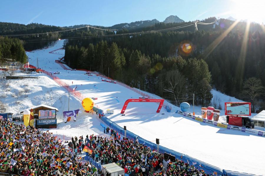 Garmisch Ski Weltcup