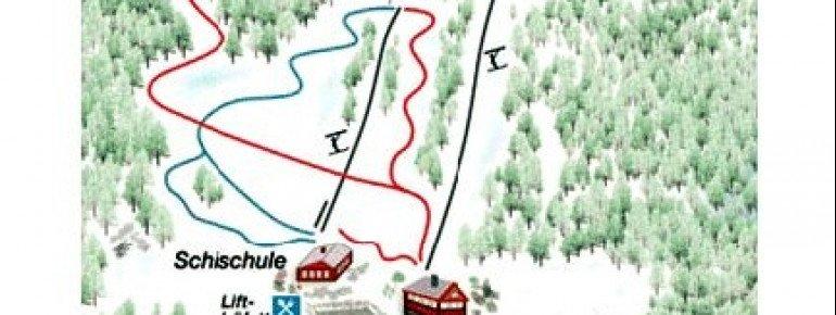 Trail Map Göllerlifte