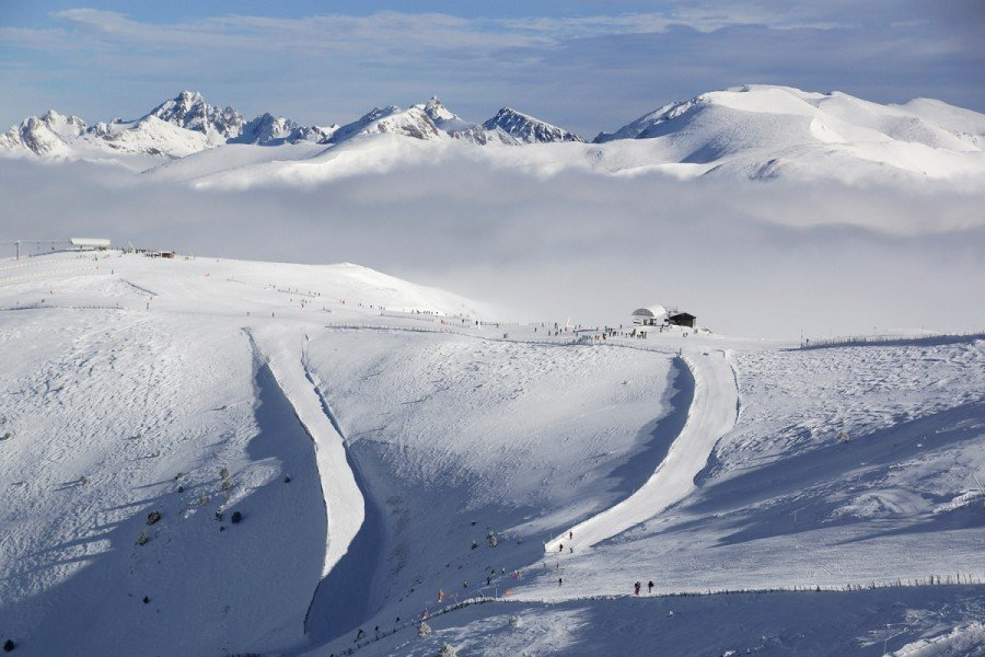 Grandvalira heads into the weekend with more slopes open ...