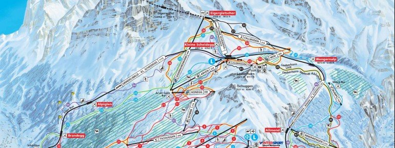 Grindelwald Wengen Ski Holiday Reviews Skiing