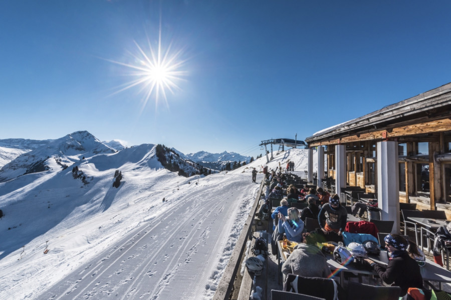 Gstaad Mountain Rides Ski Holiday Reviews Skiing