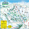 Trail Map Sasquatch Mountain Resort
