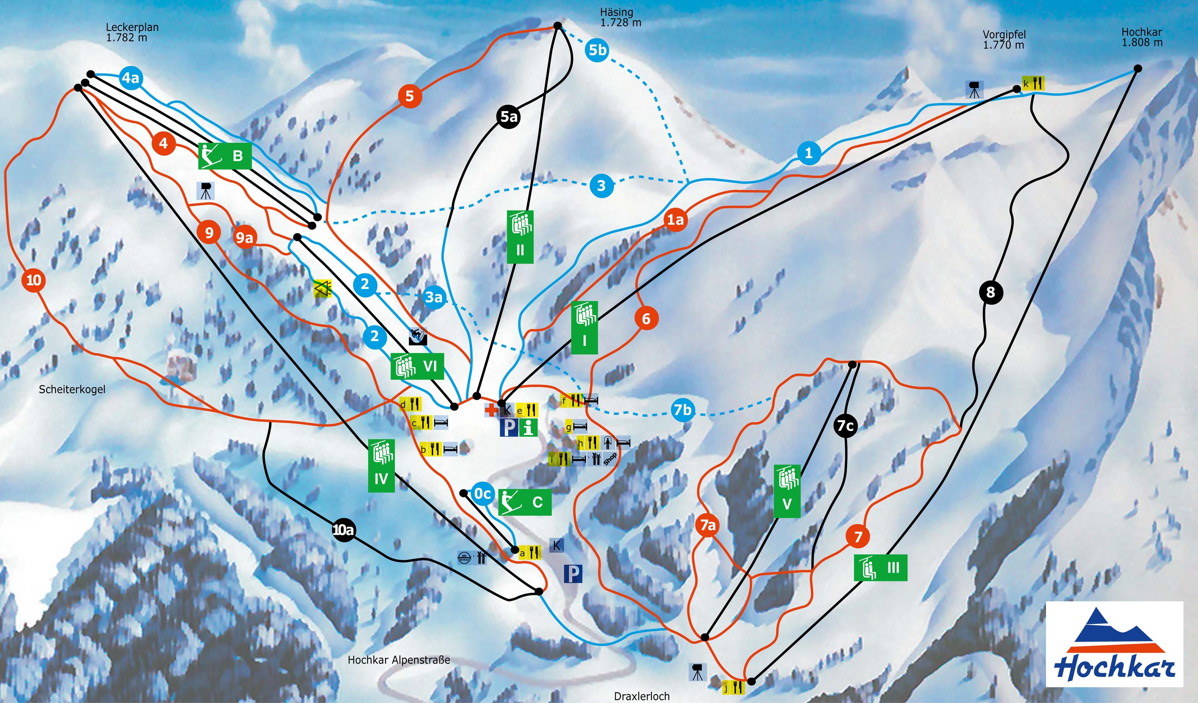 Hochkar Ski