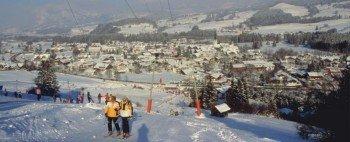 Family ski lifts Stinesser in Fischen