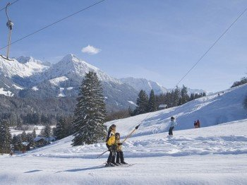 Take the Buckelwiesen lift to the top.