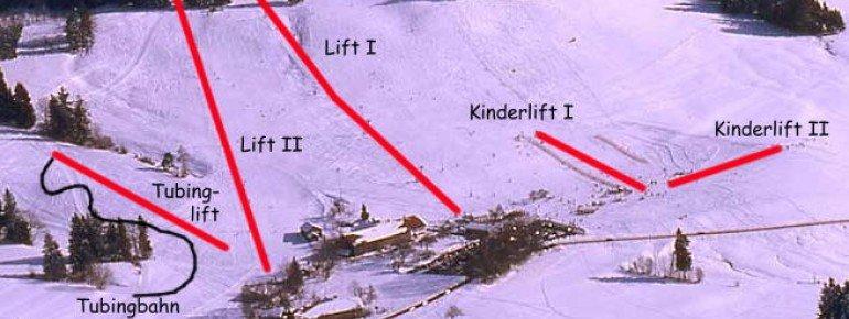 Trail Map Hopfen Stiefenhofen
