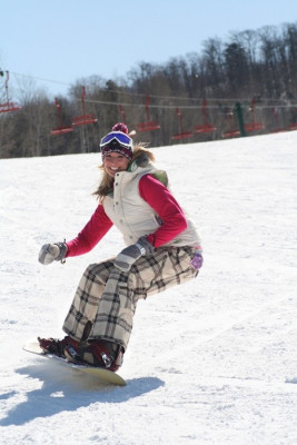 Bis Snow Resort is fun for the whole family!