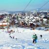 The ski lift in Isny.