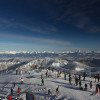 You can get a great panoramic view from the top station at the summit, where there is also a 360-degree restaurant.