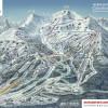 Trail Map Ski Marmot Basin - Jasper
