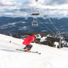 There are seven lifts in the ski resort, including six chairlifts.