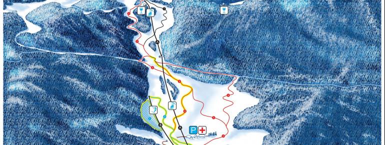 Trail Map Javornik