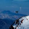 La Parva ski resort offers stunning, unique panoramic views of Santiago de Chile.