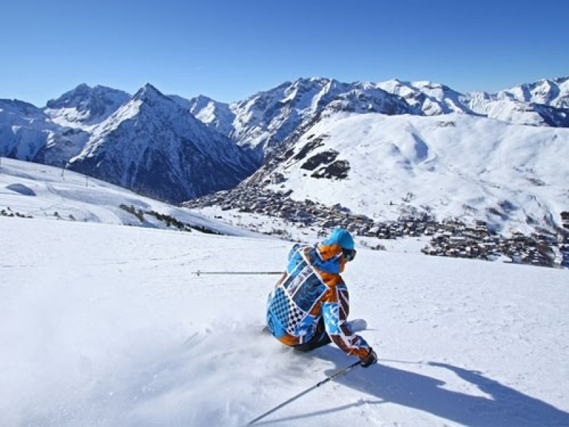 Les 2 alpes ski holiday reviews skiing - Office du tourisme les 2 alpes ...