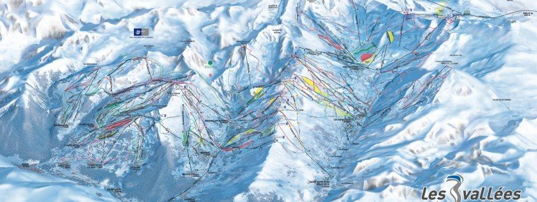 Les Menuires Ski Holiday Reviews Skiing