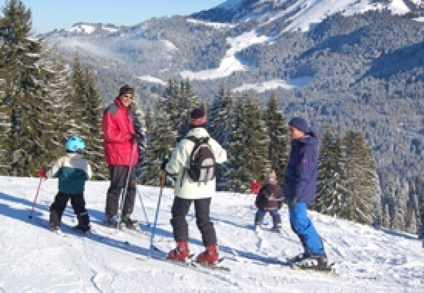 Les Paccots Ski Holiday Reviews Skiing