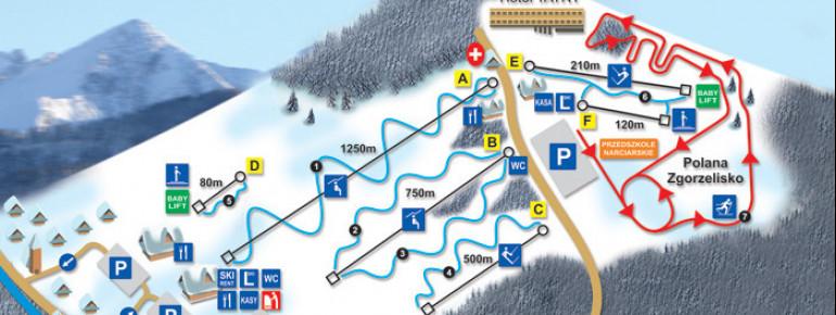 Trail Map Male Ciche