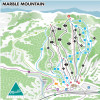 Trail Map Marble Mountain