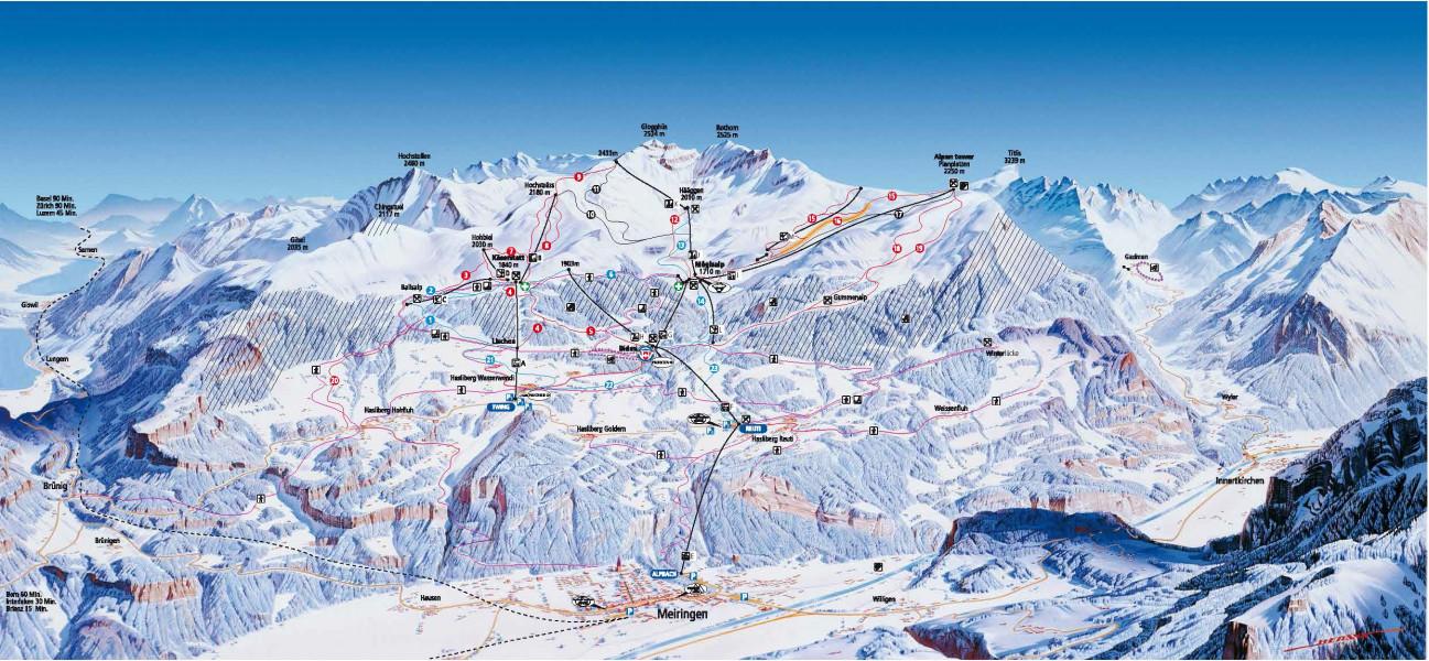 Meiringen hasliberg ski holiday reviews skiing