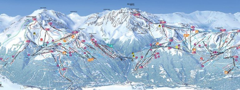 Montchavin les Coches Ski Holiday Reviews Skiing